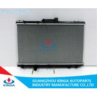 OEM 16400-15510 92 - 97 Toyota Radiator COROLLA AE100 PA16 / AT Efficient Cooling Manufactures