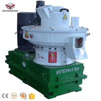 Malaysia Pellet Plant Hot Selling High Efficiency Wood Pellet Machine Price Manufactures
