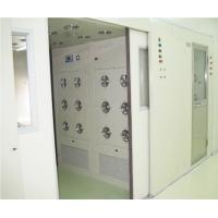 Automatic double door cargo air shower room Manufactures