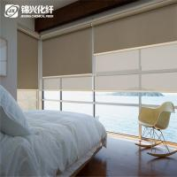 Washable Bedroom Pull Down Blackout Window Blinds2% Openness Protect  Furnishings Manufactures