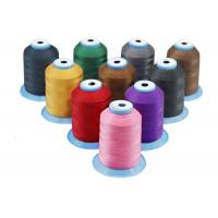 Cotton Synthetic Sewing Thread Small Core Wrinkle Resistance Dyed Color Manufactures