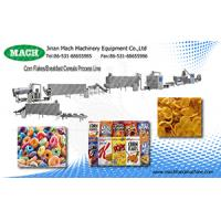 Fully Automatic Breakfast Cereal Corn Flakes Machinery Manufactures