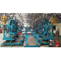 Customized Automotive Assembly Equipment , Car Manufacturing Assembly Line Manufactures
