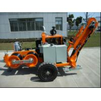 60KN Hydraulic Electrical Wire Puller Cable Pulling Tools for 220 KV Line Transmission Manufactures