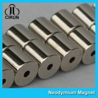 Pneumatic Radial Cylinder Neodymium Magnet Super Strong High Performance