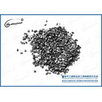 Crushing Black Silicon Tungsten Carbide Grit Carbide Welding Grits For YG8 Grade Manufactures