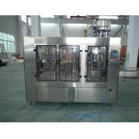 China PLC Control Filling Capping Machine , Automatic Bottle Filling And Capping Machine on sale