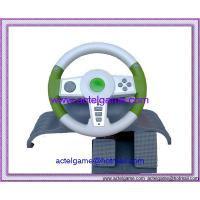 Xbox360/PS3/PC/USB 4in1 Steering Wheel xbox360 game accessory Manufactures