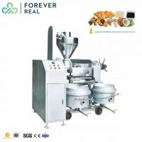 Small Lightweight Edible Oil Press Machine  Automatic Temperature Control System Manufactures