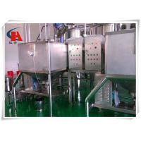 Buy cheap Large Capacity Stainless Steel Water Storage Tanks 1500L All Sanitary Class SS Material from wholesalers