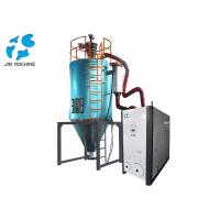 Safety Plastic Hopper Dryer Double Pump Technology With Dewpoint Monitor Manufactures
