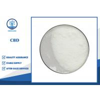 Natural Active Pharma Ingredients CBD Isolate Powder CAS 13956-29-1 Manufactures