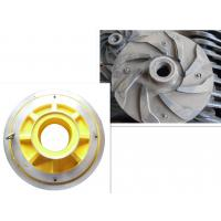 High Chrome Casting Sand Slurry Pump Impeller Centrifugal For Industrial Manufactures