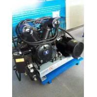 Filling Machine High Pressure Air Compressor / Electric Air Compressor 730 R/MIN Manufactures