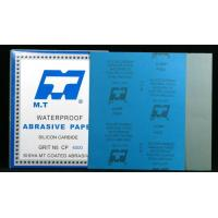 China Curl-resistance latex abrasive paper-MT CC88P on sale