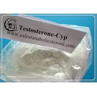 Testosterone Cypionate TestosteroneSteroid  for Muscle Buidling CAS 58-20-8 Manufactures