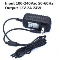 24v 1.5a 12v 3a AC DC power adapter 36w power supply for CCTVs LEDs UL CE marked