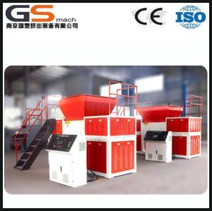 heavy duty tyre shredding machine Manufactures