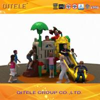 Hot Sales Multi Colorful Children Playground Equipment For 3 - 12 Years Old Manufactures
