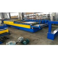 IBR and Corrugated Sheet Mistubish Brand PLC Double Layer Roll Forming Machine Manufactures
