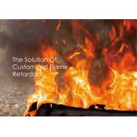 China Safety High Clearly PET Flame Retardant Film For Industrial Protective Covering on sale