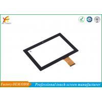 China Transparent Touch Screen Overlay Kit / Resistive Digitizer Touch Screen on sale