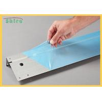 Temporary PE Protection Film For Aluminum Panel sheet anti scratches Manufactures