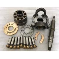 Cat12G Cat140G Excavator Hydraulic Pump Parts With Cylinder Block , Drive Shaft Manufactures