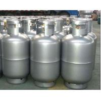 China 6KG  14.4L Capacity  Low Pressure Compressed LPG Gas Cylinder Optional on sale