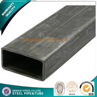 Construction Welded Rectangular Steel Tubing ASTM A500 BS1387 High Tensile Manufactures