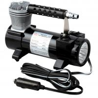 2 In 1 Portable Metal Single Cylinder Air Compressor With Light  / Bag And Hose Manufactures