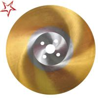 Round Steel Pipe High Speed Steel Saw Blade M42 Saw Blank With Long Edge Life Manufactures