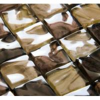 New Best Selling  Atpalas Sourttain Glass  Mosaic Tile AGL7043 Manufactures
