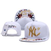 Quality In stock baseball cap ny hiphop caps male and female caps for sale