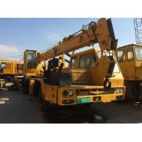 NK110 8 To Used KATO Crane For Sale , Sell A Used Crane Truck Japan Kato Manufactures