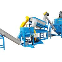 Recycling Plastic Blower : Pet plastic bottle recycling machine kg h