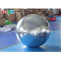 Customized PVC  Inflatable Balloon For Mall Decoration Round Shape for sale