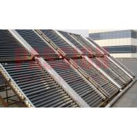 2500L Hotel Heating Vacuum Tube Solar Water Heater System Solar Hot Water Collector Manufactures