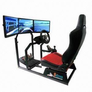 Racing Simulator, Virtual Racing Game, Ultimate Experience Manufactures