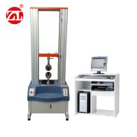 20KN Electronic Universal Testing Machine Two Column Servo Type Founded Manufactures