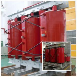 20kV - 50kVA Cast Resin Dry Type Transformer , Pollution Free 3 Phase Transformer
