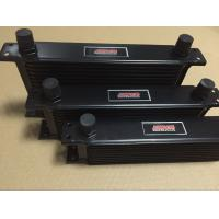 Mocal type high flow th248 13 row 16 row 40 row oil cooler with AN8 AN10 fitting Manufactures