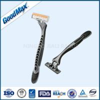 Stainless Steel Blade Men'S Disposable Razors Open Type Blade Design Manufactures