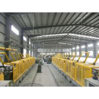 Needle Punched Geotextile Production Line 4200mm-8200 Mm Width High Capacity Manufactures