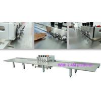 90W PCB Depaneling machine For LED Lighting T8 Aluminium Panel Manufactures