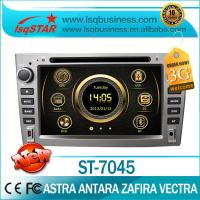 HD Touch Screen Automobile DVD Players USB SD Slot Manufactures