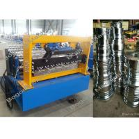 Manufacture PPGI Steel Metal IBR Roof Panel Roll Forming Machine Manufactures