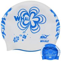 Durable Elasticity Waterproof Silicone Swimming Caps Non Toxic Tasteless Manufactures