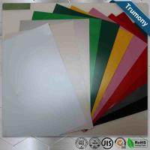 Multicolor FEVE Aluminium Composite Panel Sheet Thickness 3mm ~ 6mm Custom Length Manufactures
