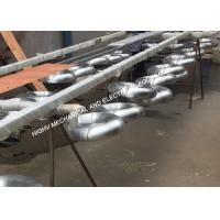 400kV High Voltage Corona Rings 3.0mm 6063 With Outer Diameter 2000mm-6000mm Manufactures